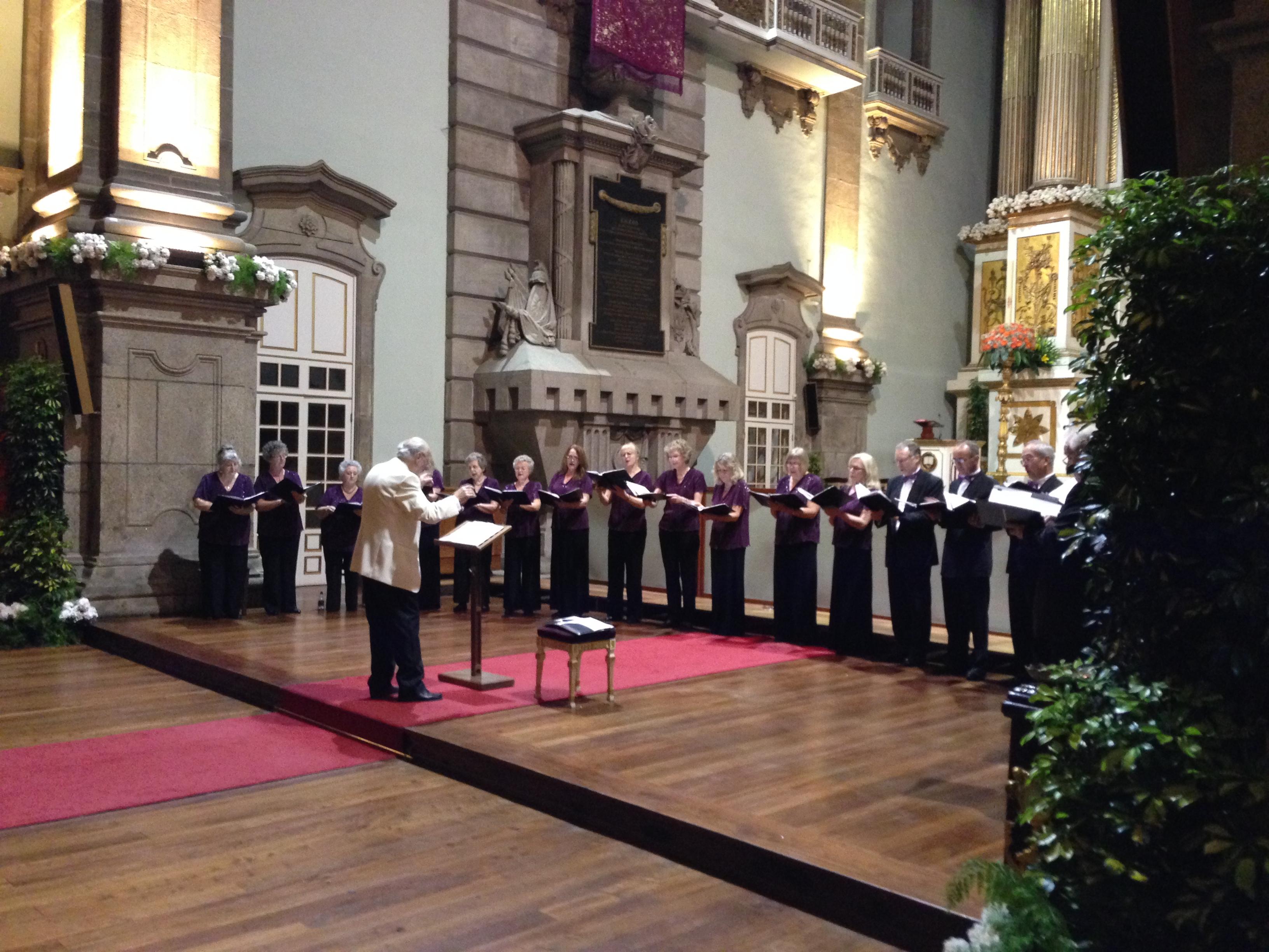TMS Porto Igreja de Lapa Concert