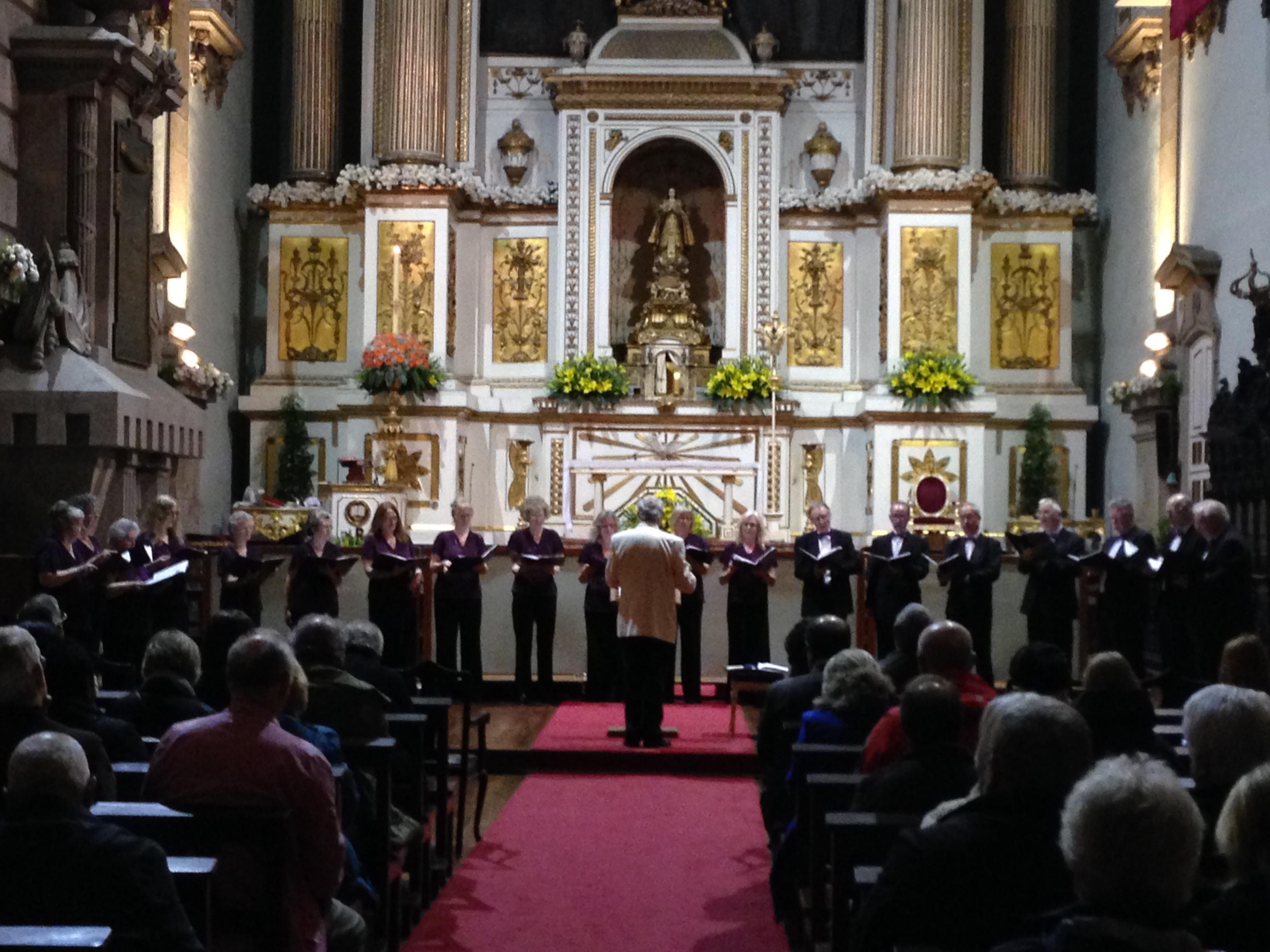 TMS Porto Igreja de Lapa Concert1