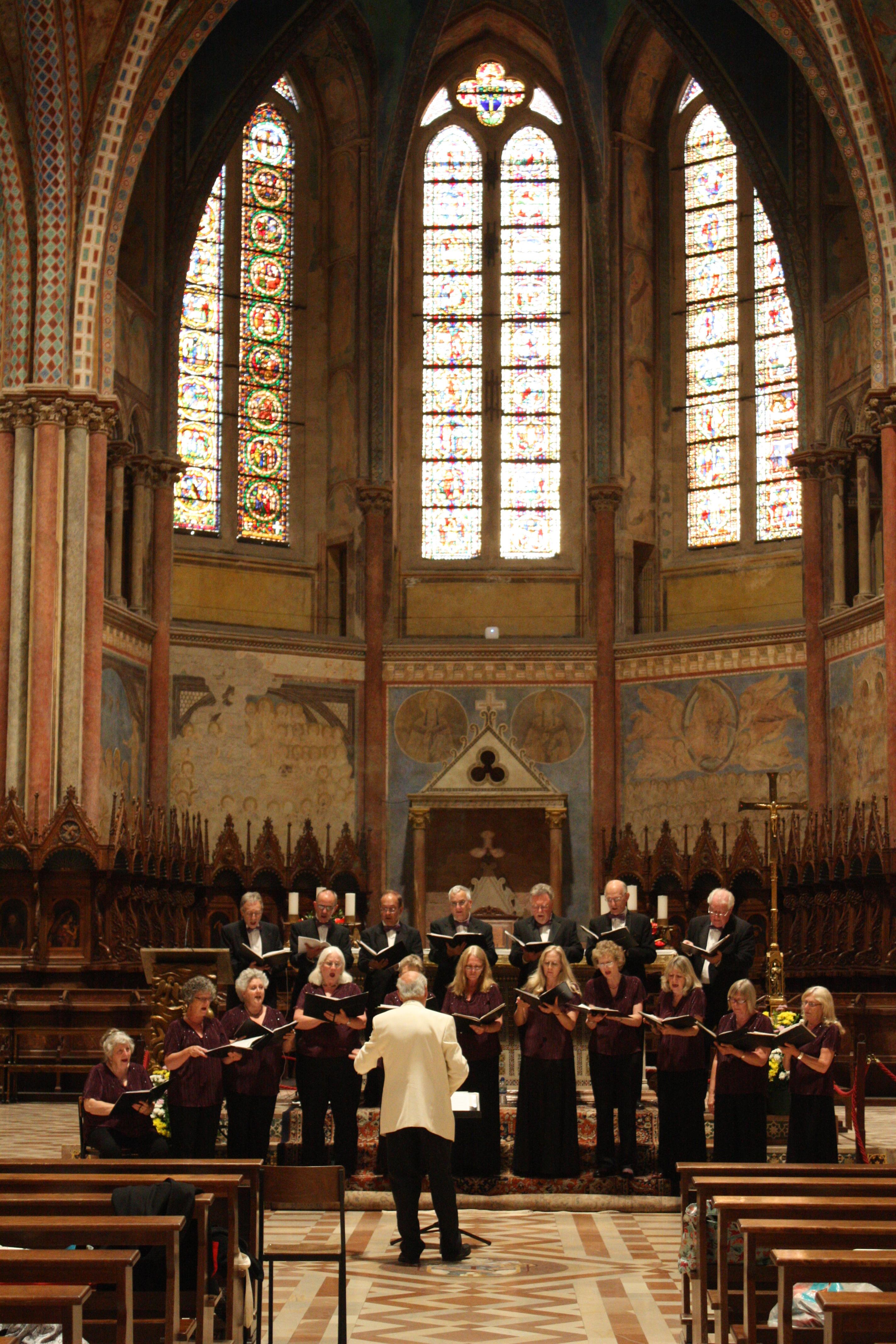 Assisi Concert 2