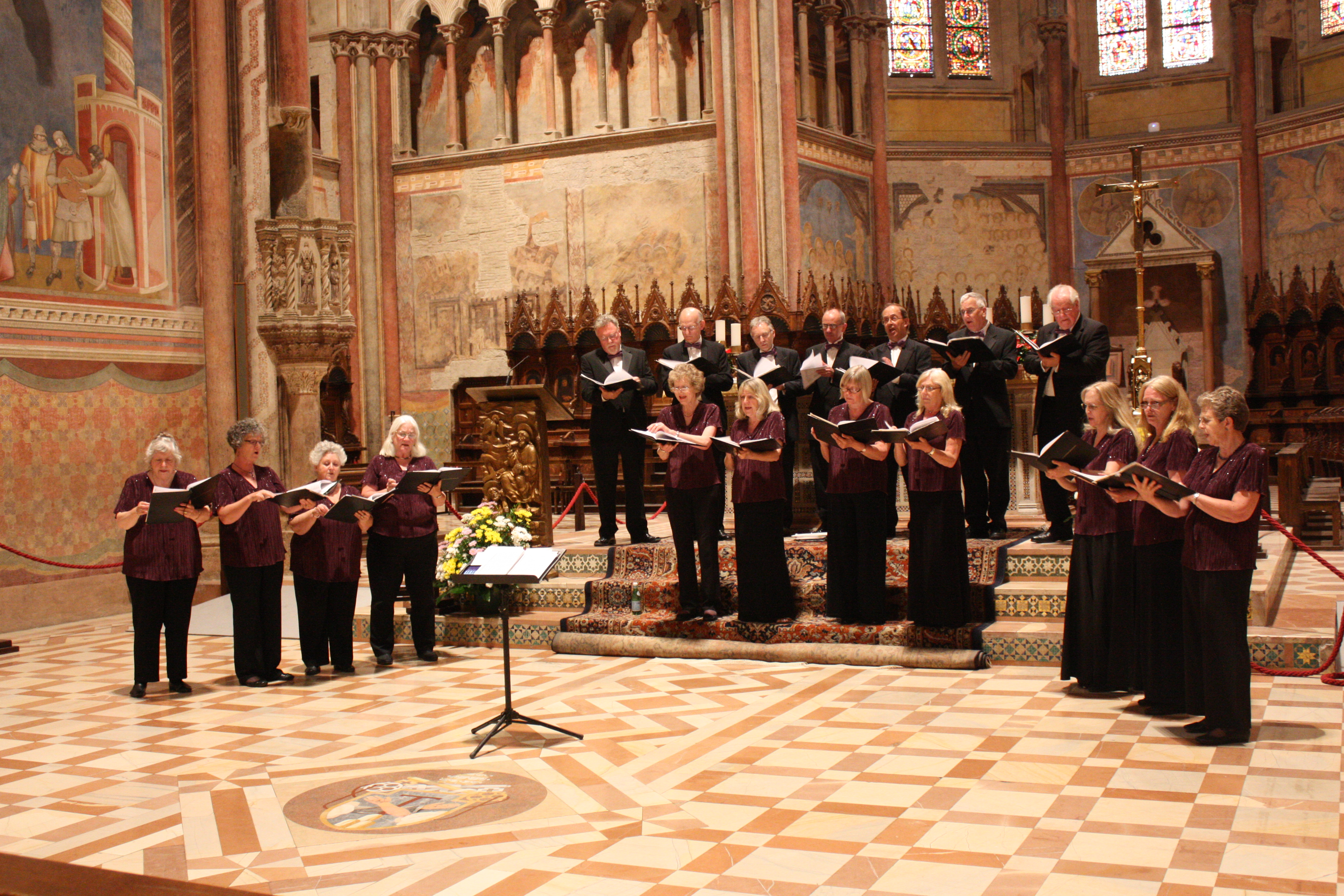 Assisi Concert 3