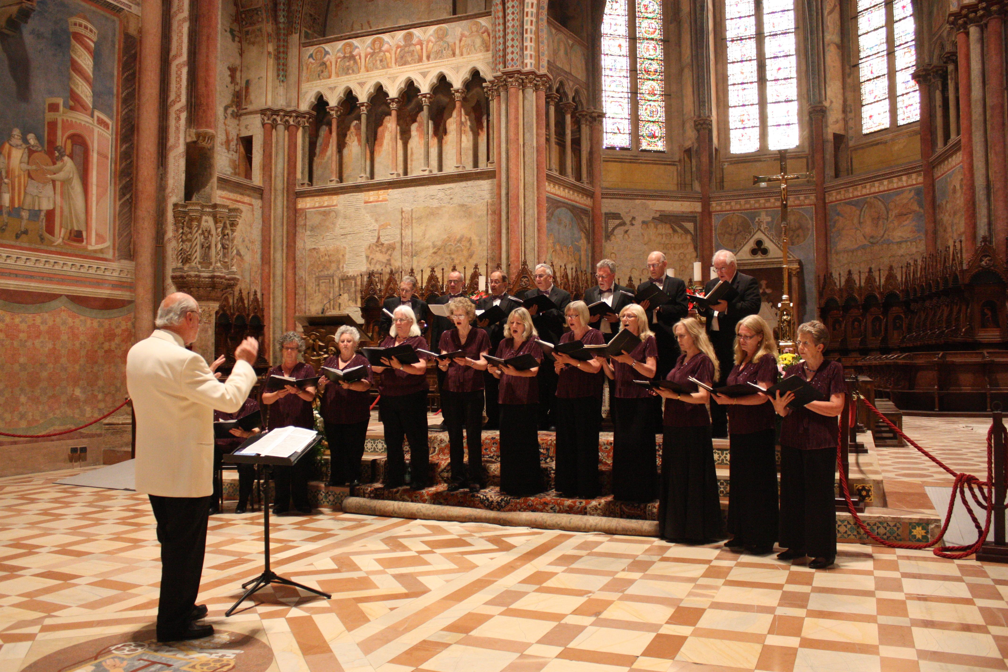 Assisi Concert
