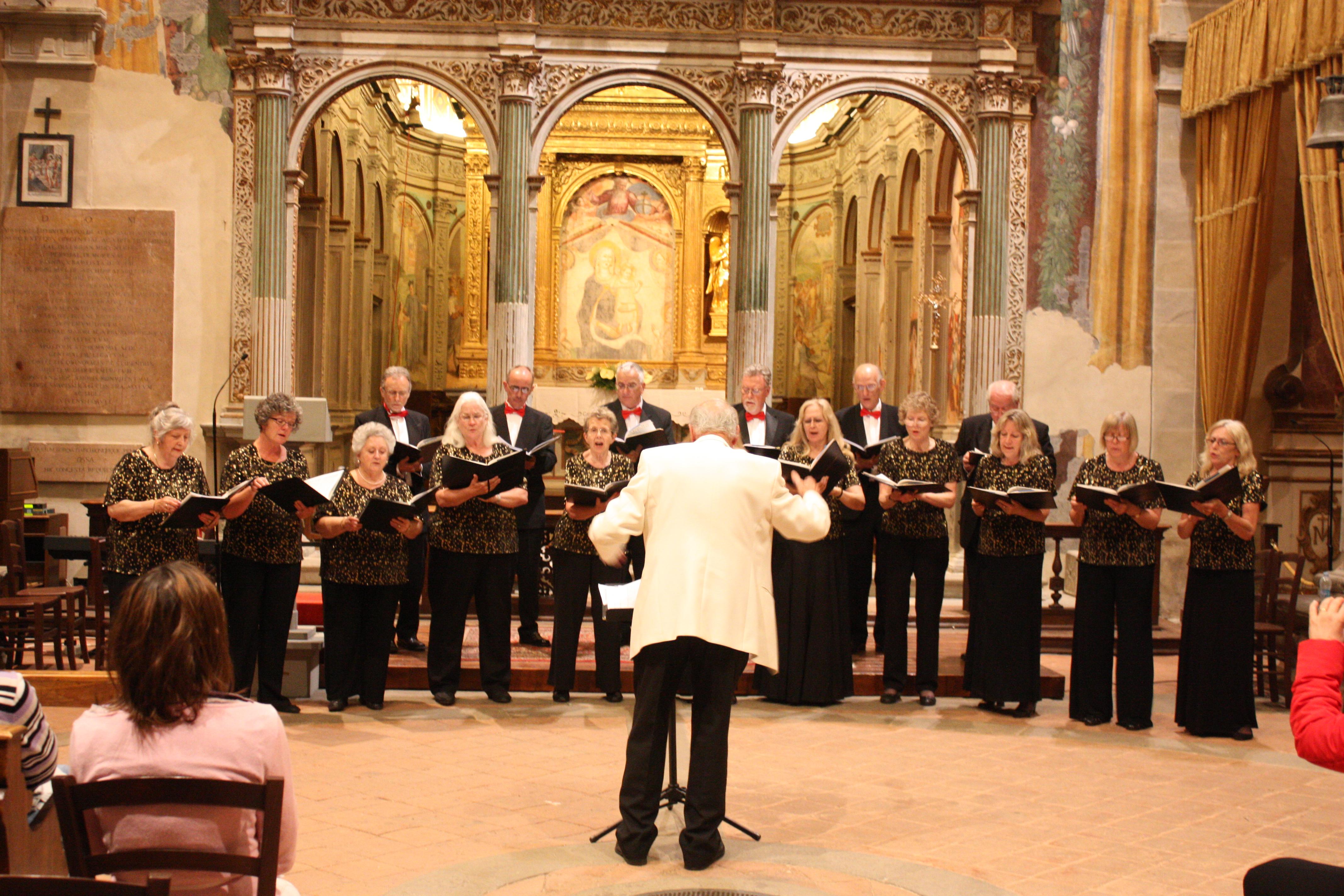 Mongiovino Concert
