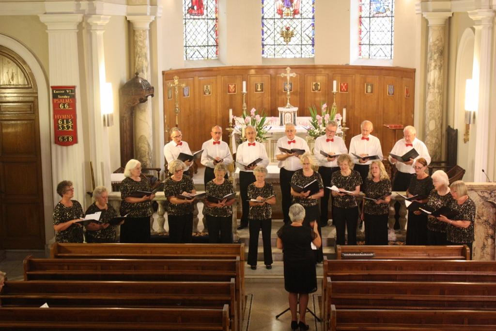 St Paul's Monte-Carlo Concert