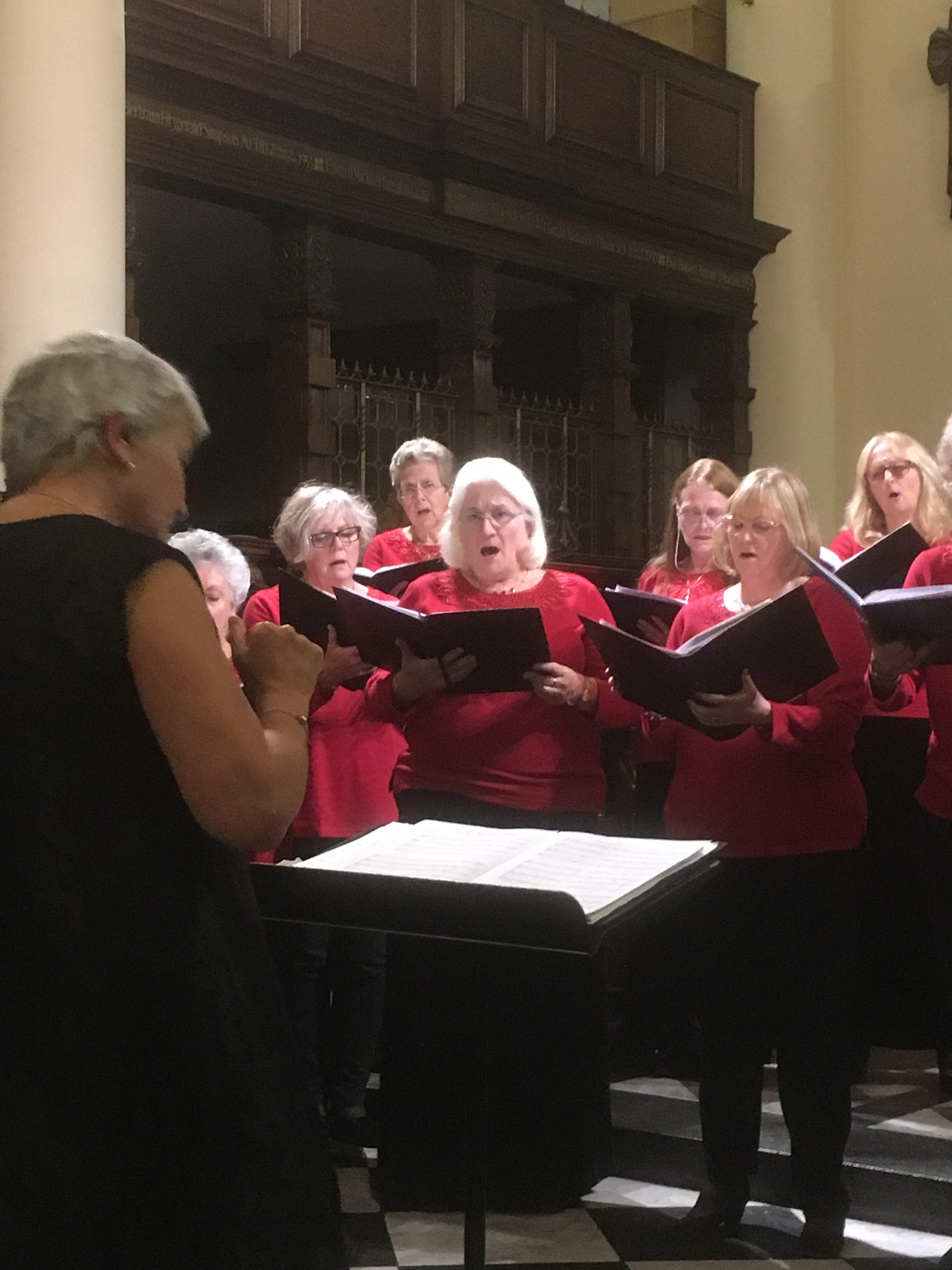 KR and Choir