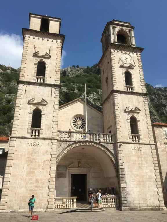Kotor Cathedral St Tryphon