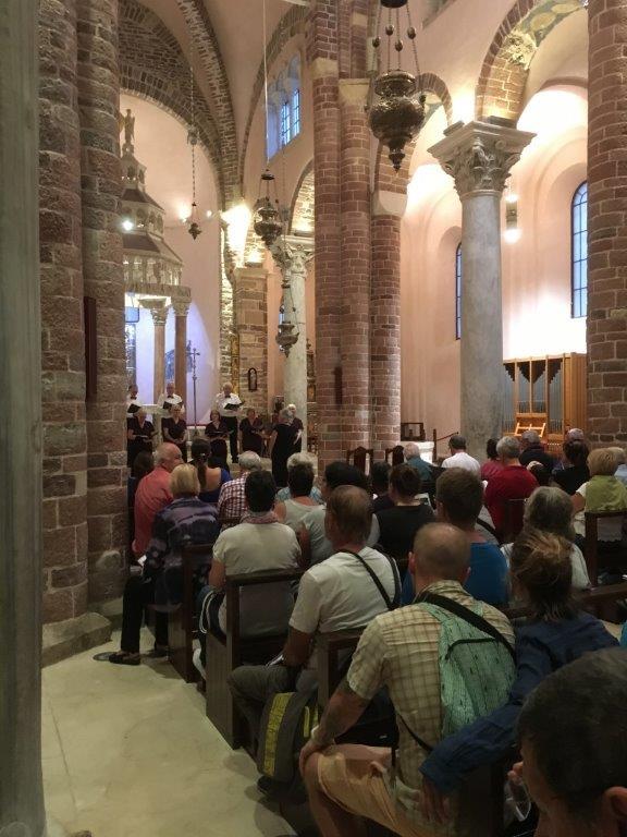 Kotor Cathedral Concert 2