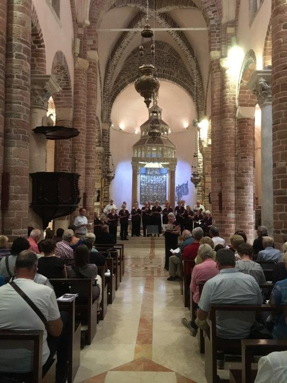 Kotor Cathedral Concert 1