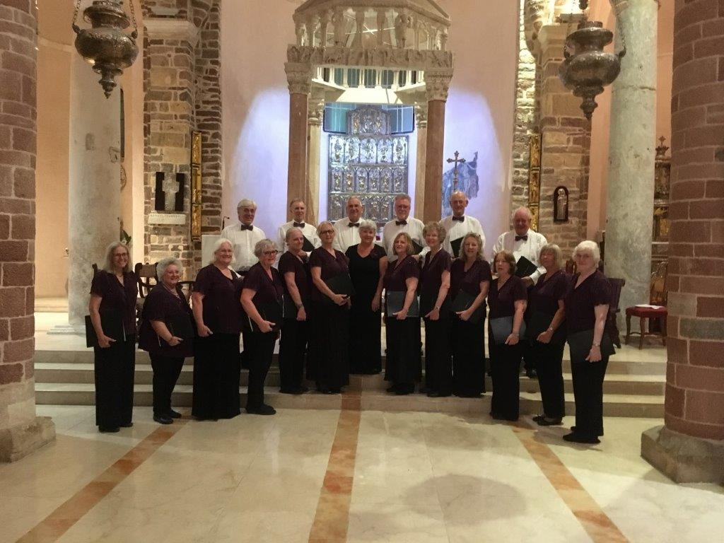 TMS Choir Kotor Cathedral